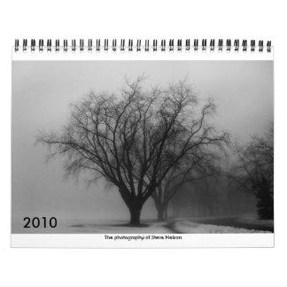 Nelson Design Calendar, 2010 Calendar