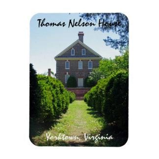 Nelson House Yorktown Magnet