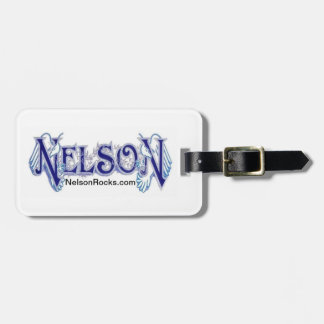 NELSON Luggage Tag