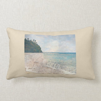 """Neltjeberg Break"" Lumbar Pillow"