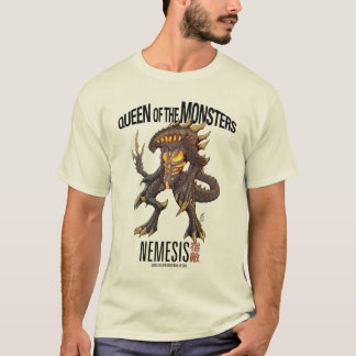 Nemesis - Queen of the Monsters T-Shirt