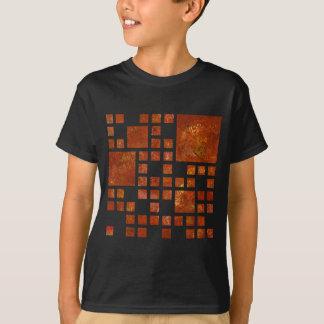Nemissos V1 - carrés peints T-shirt