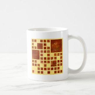 Nemissos V1 - painted squares Coffee Mug