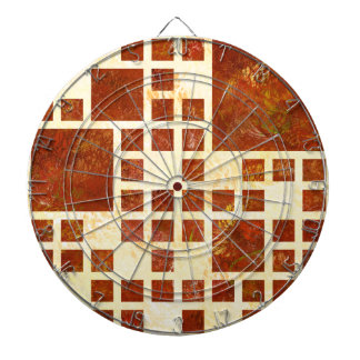 Nemissos V1 - painted squares Dart Boards