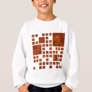 Nemissos V1 - painted squares Sweatshirt