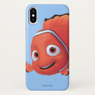 Nemo 3 iPhone x case
