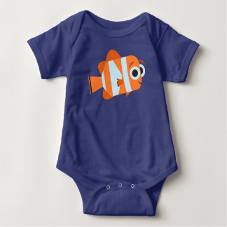 Nemo | Chart Your Own Adventure Baby Bodysuit