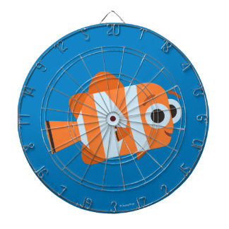 Nemo | Chart Your Own Adventure Dart Boards