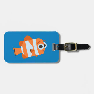 Nemo | Chart Your Own Adventure Luggage Tag