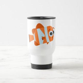 Nemo | Chart Your Own Adventure Travel Mug