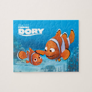 Nemo & Marlin Jigsaw Puzzle