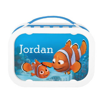 Nemo & Marlin - Personalized Lunch Boxes