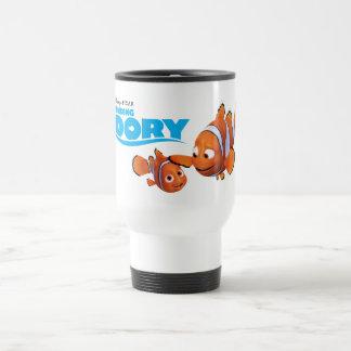 Nemo & Marlin Travel Mug