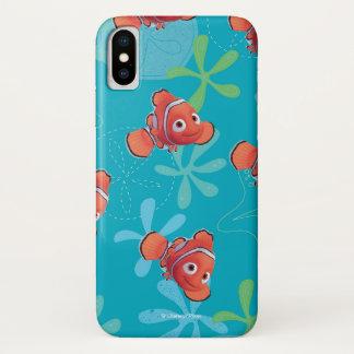 Nemo Teal Pattern Case-Mate iPhone Case