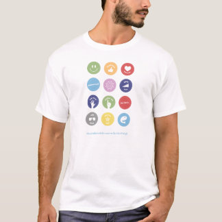 Nemonet Stickies T-Shirt
