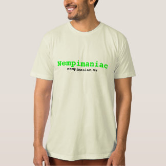 Nempimaniac, nempimaniac.net - Customized T-Shirt