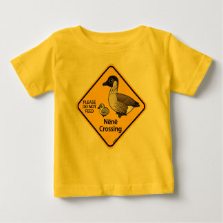 Nene Crossing Baby T-Shirt