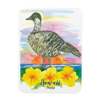 Nene Hawaiian Goose State Bird of Hawaii Magnet