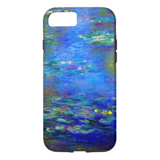 Nénuphars v4 de Monet Coque iPhone 7