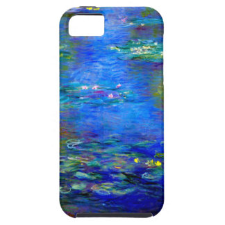 Nénuphars v4 de Monet iPhone 5 Case