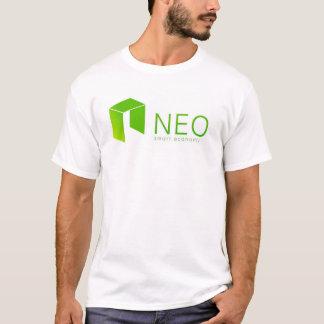 NEO Blockchain Smart Economy Cryptocurrency T-Shirt
