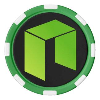 NEO Clay Poker Chip