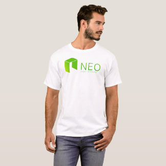 NEO Coin Smart Economy Crypto Logo Symbol T-Shirt