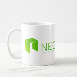 NEO Coin Smart Economy Logo Symbol Coffee Mug