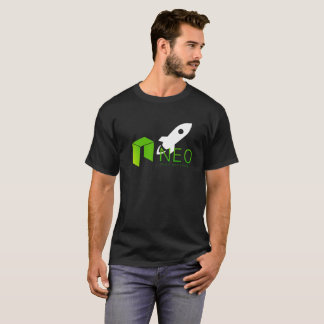 NEO Crypto Coin - To the Moon - T-Shirt