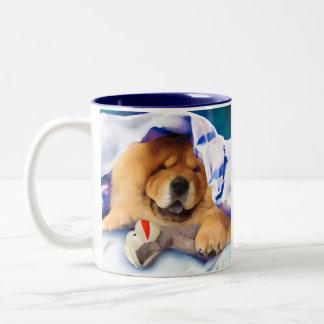 NEO heARTdog chow mug