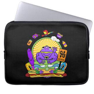 Neo Laptop Sleeve 15 - Munchi Power! KRUD 3FROG