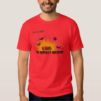 neo perfect weapon t shirt