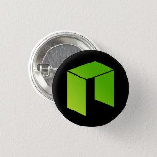 NEO Round Button (Black)