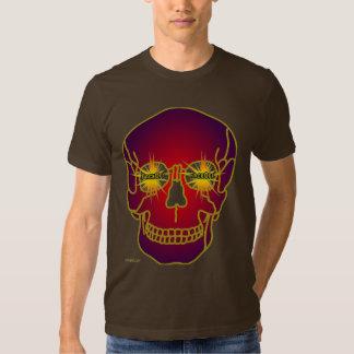 neo skull faceoff t-shirts