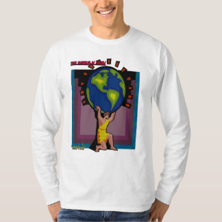 neo the world is ours T-Shirt