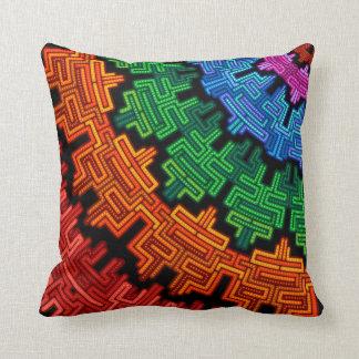 Neo - Throw Pillow by Vibrata