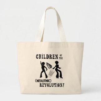 Neolithic Revolution Tote Bag
