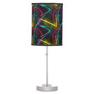 Neon 80s Lamp