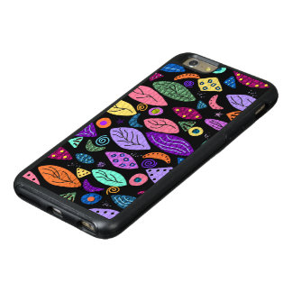 Neon Abstract Pattern OtterBox iPhone 6/6s Plus Case