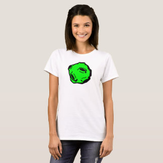 Neon Asteroid T-Shirt