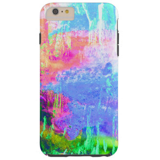 Neon Baby Tough iPhone 6 Plus Case