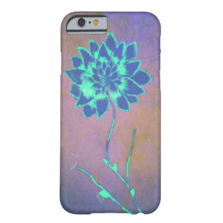Neon Bloom Flower Phone Case