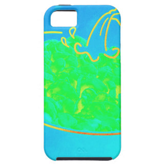 Neon Breakfast iPhone 5 Cover