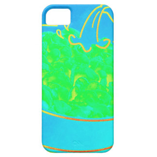 Neon Breakfast iPhone 5 Covers