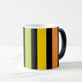 Neon Bright trendy fashion colorful design 4 Magic Mug