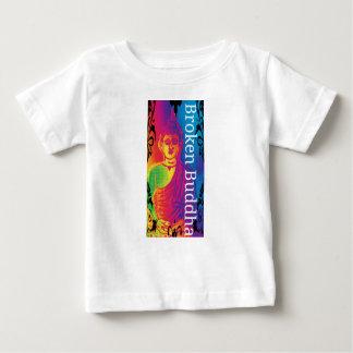 Neon broken buddha baby T-Shirt
