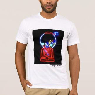 Neon Bubble Gum Machine T-Shirt