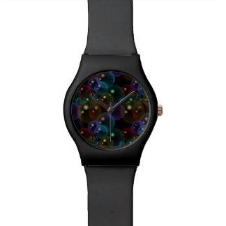 Neon Bubbles Watch