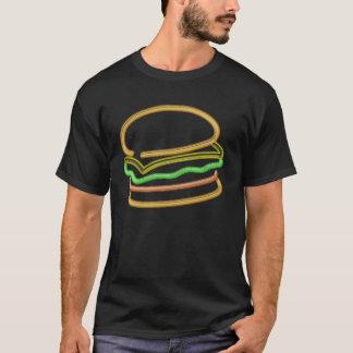 Neon Burger T-Shirt