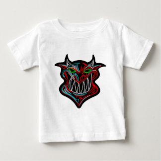 Neon Cartoon Devil Baby T-Shirt